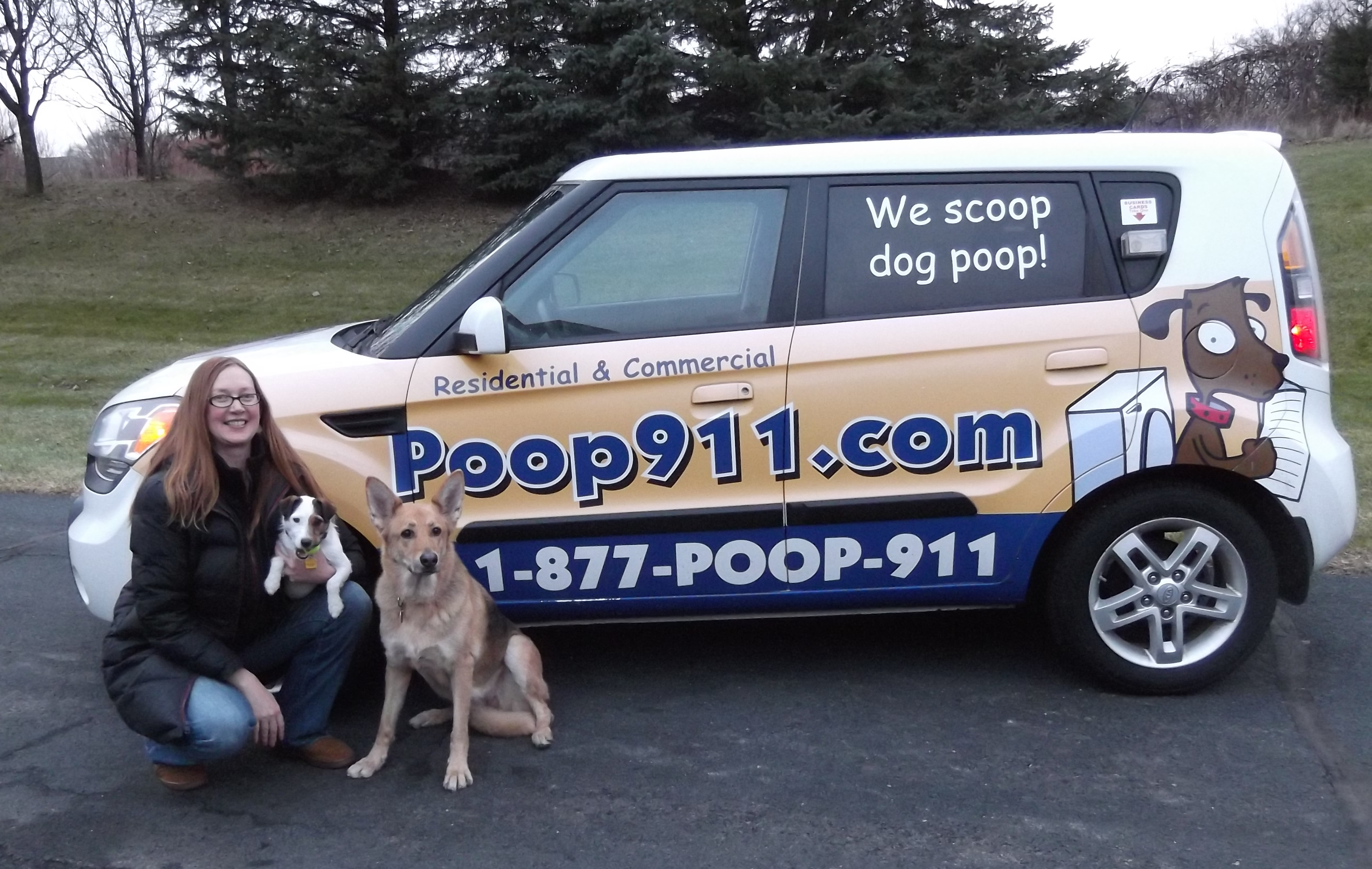 Minneapolis Minnesota DOG POOP CLEAN UP AND POOPER SCOOPER And Pet